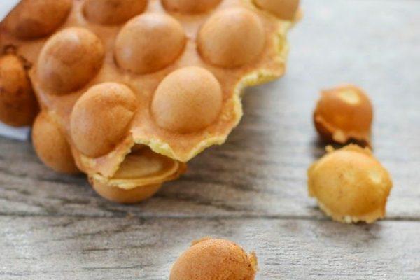 Hong Kong Waffles