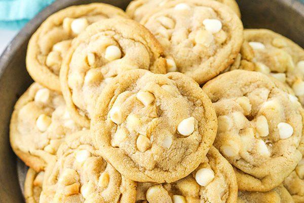 Macadamia soft cookie