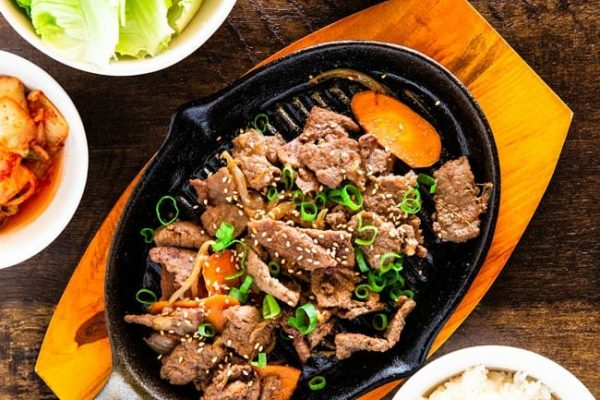 Korean style roast beef marinade recipe